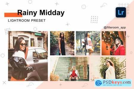 Rainy Midday - Lightroom Presets 5236645