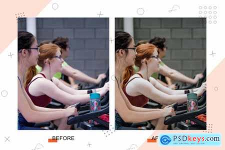 Fun & Fitness - Lightroom Presets 5236657