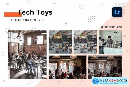 Tech Toys - Lightroom Presets 5236649