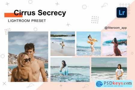 Cirrus Secrecy - Lightroom Presets 5236670