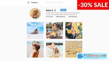 Instagram Promo 16398284