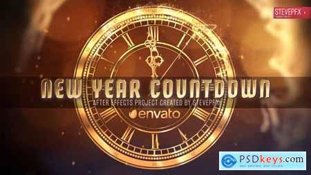 New Year Countdown 2020 13689360