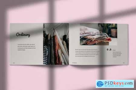 Nowilder Works - Brochure Template