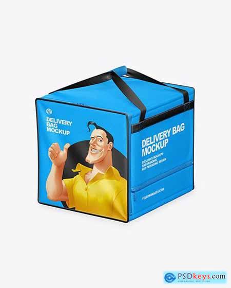 Delivery Bag Mockup 68768