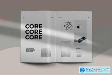 Mobedo - Brochure Template