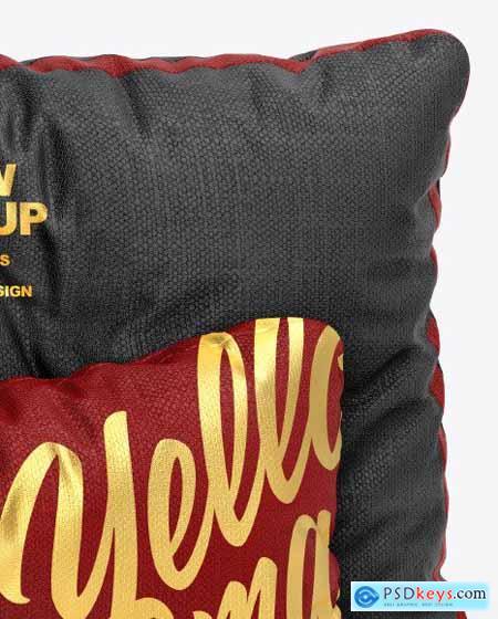 Three Pillows Mockup 68792