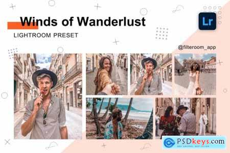 Wanderlust - Lightroom Presets 5238844