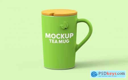 Tea Mug Mockups