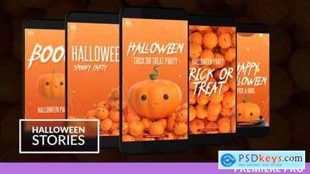 Halloween Instagram Stories for Premiere 28695969