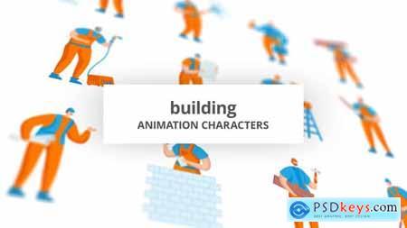 Building - Character Set 29102405