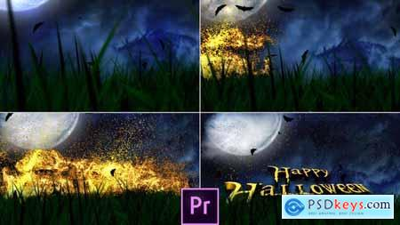 Halloween Title Intro - Premiere Pro 28564664