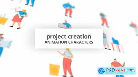 Project Creation - Character Set 29102379
