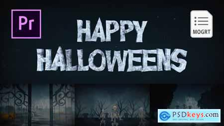 Halloween for Premiere Pro 28913067