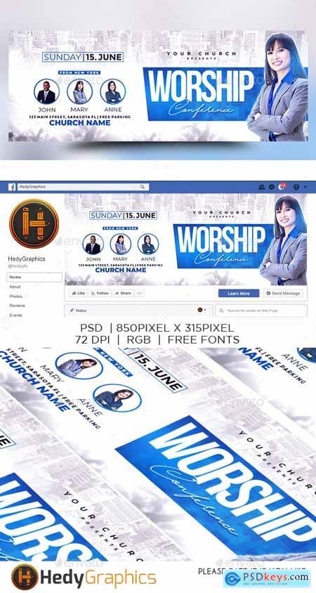 Worship Conference Facebook Timeline 28348026