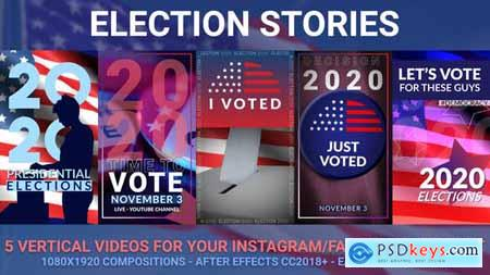 Presidential Election Stories 29106927