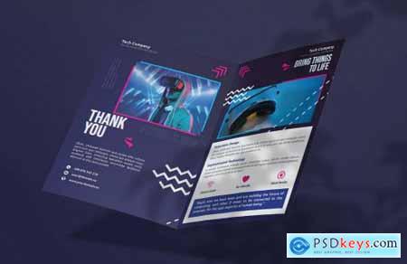VRTechnology - Bifold Brochure