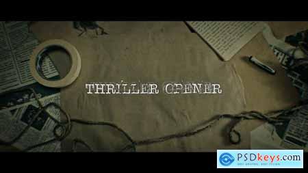 Thriller Opener 4K 28972180