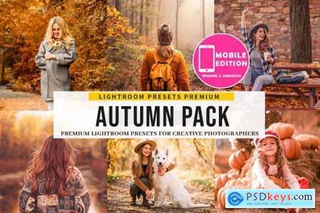 The Autumn Lightroom Presets 5506478