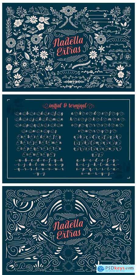 Nadella Font