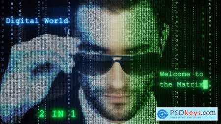 Matrix & Digital Space 28835914