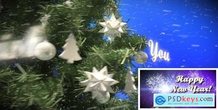 Xmas Tree Greeting & Countdown 6278582