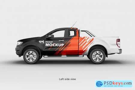 Pickup Mockup 4519953