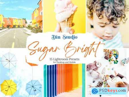 Sugar Bright Lightroom Presets 5555371