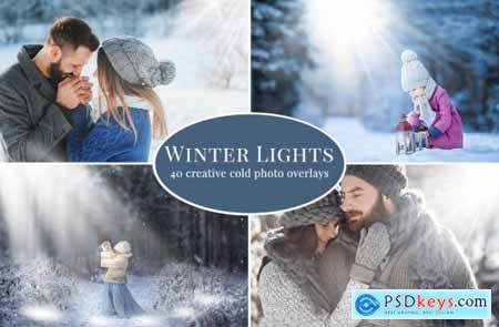 WINTER PHOTO OVERLAYS BUNDLE 5497633