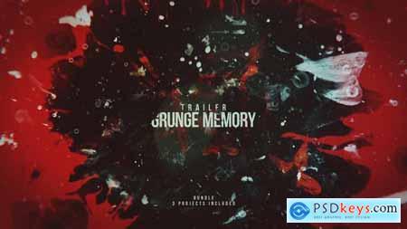 Grunge Memory Bundle 23501177