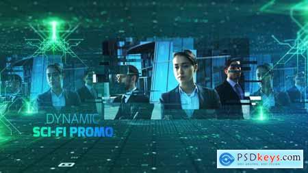 Dynamic Sci-fi Promo 21657280