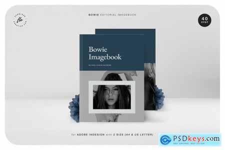 Bowie Editorial Imagebook