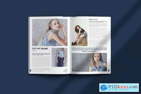 The Denimz - Magazine