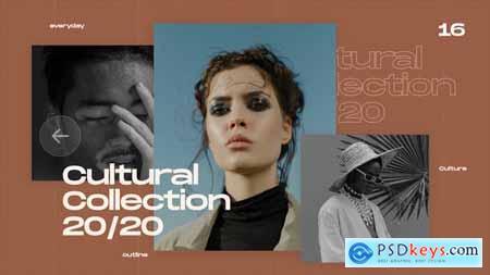 Fashion Interface Animation 29237844