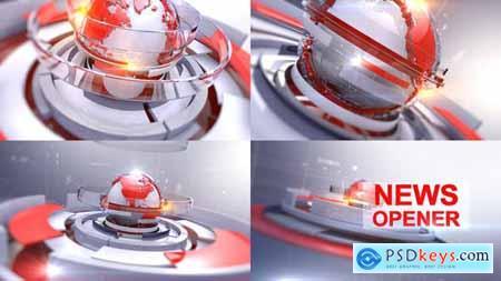 Broadcast News Intro 28369633