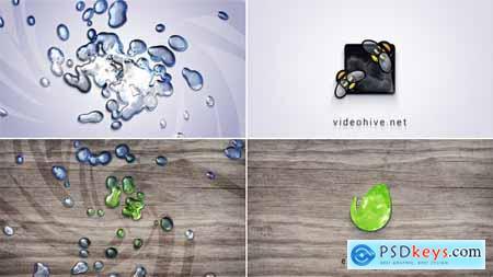 Clean Water Logo Reveal 29220320