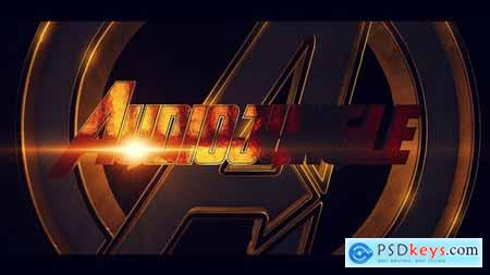 Heroes Logo Intro 21628300