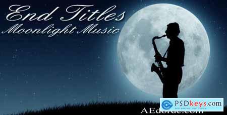End Titles - Moonlight Music 61039