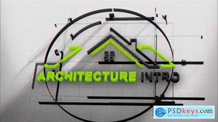 Architect Logo Intro 21581533