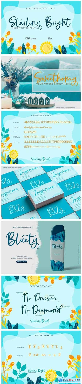 Starling Bright Font