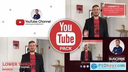 Youtube Pack 29218125