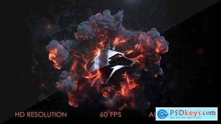 Cinematic Explosion Intro 29252583