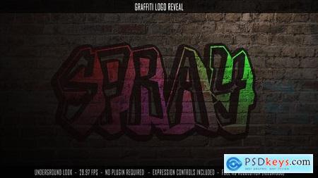 Graffiti Logo Reveal 29234601