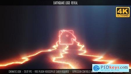 Earthquake Logo Reveal 29227664