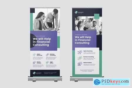 Roll Up Banner – Consultations