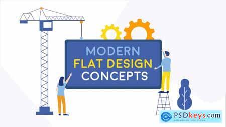 Modern Flat Design 23355385