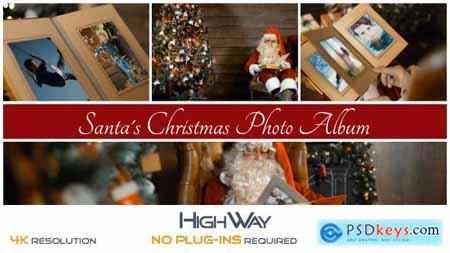 Santas Christmas Photo Album 21002455