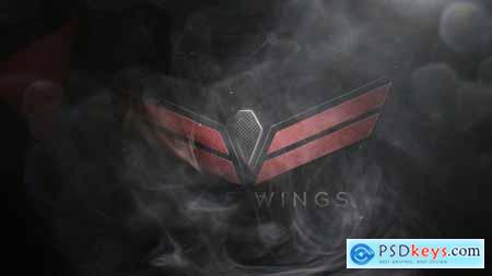 Smoke Logo Reveal 29285672