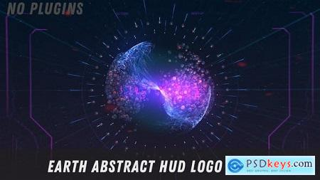 Earth Abstract Logo Reveal 29295577