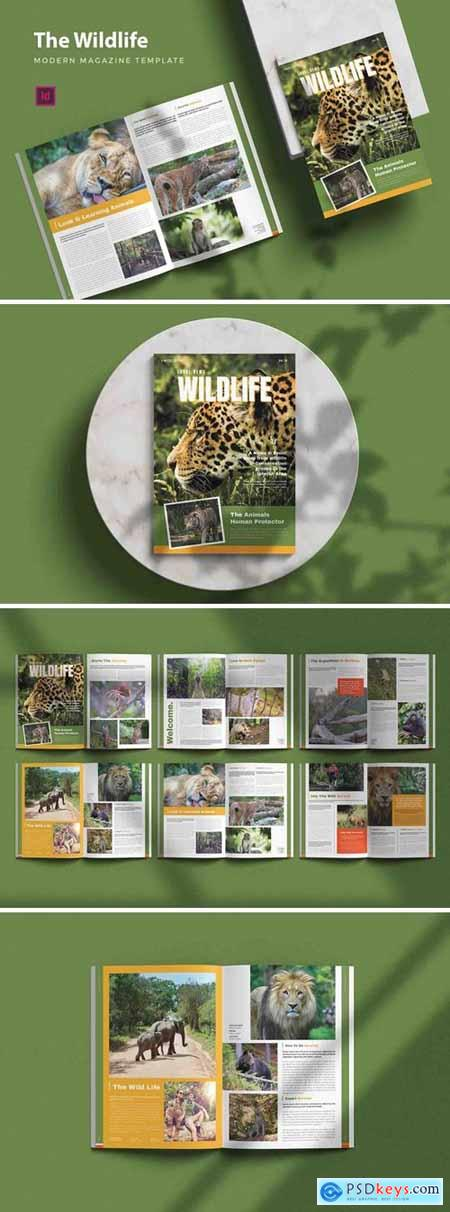 Wildlife - Magazine