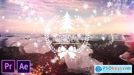Winter Slideshow - Premiere Pro - 29180436